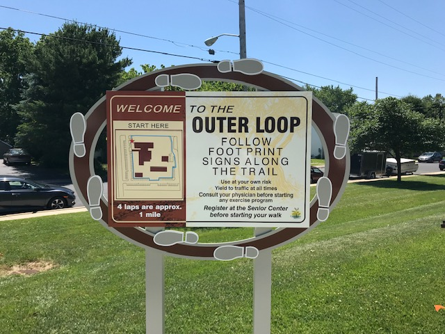 Outer Loop sign