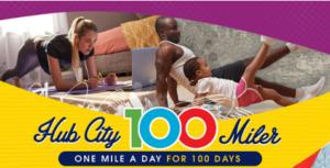 Hub City 100 Miler